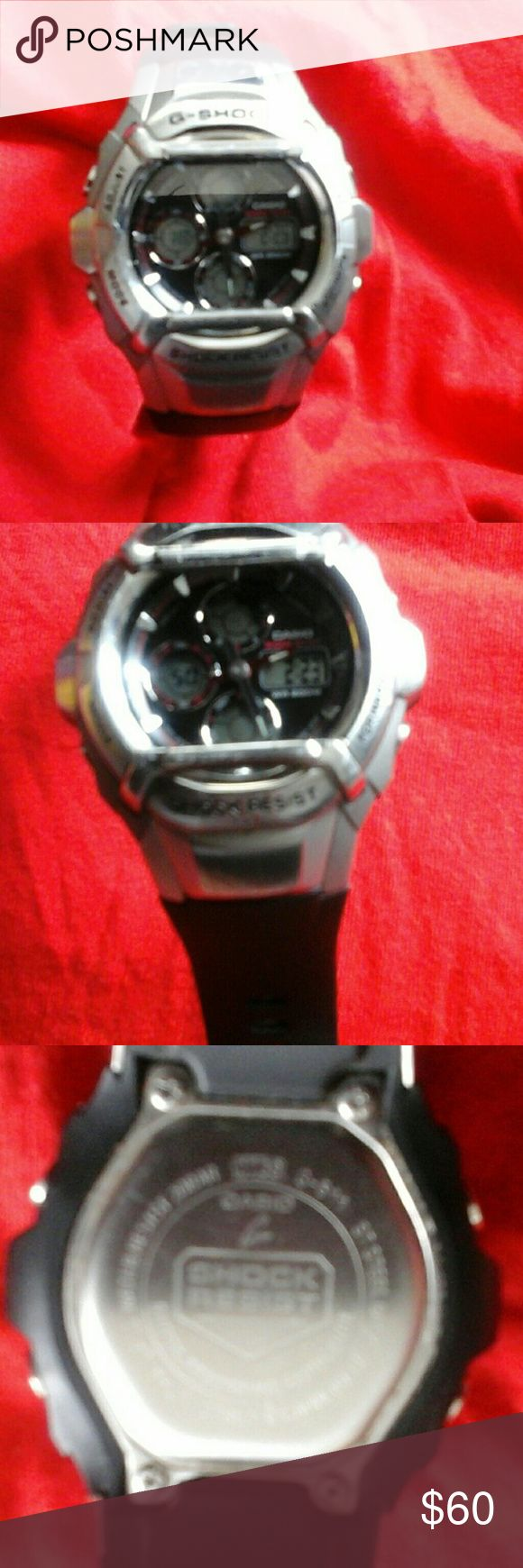 G -Shock Watch shock resist Accessories Watches