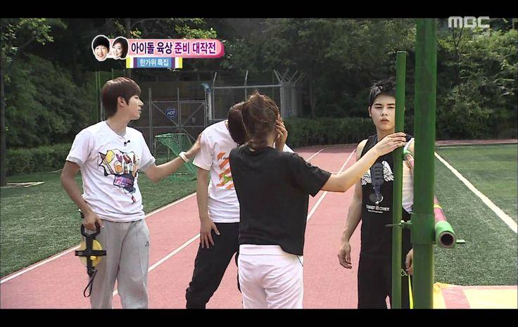 우리 결혼했어요 - We got Married, David Oh, Kwon Ri-se(13) #03, 20110910
