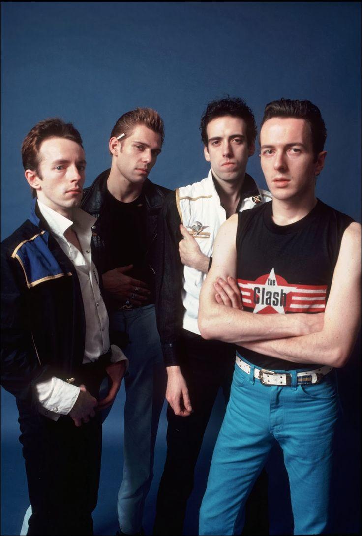 The Clash by Allan Tannenbaum.