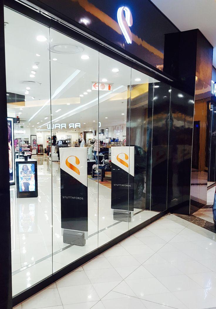 Revamp of Stuttafords, Pavilion Shopping Centre August 2016