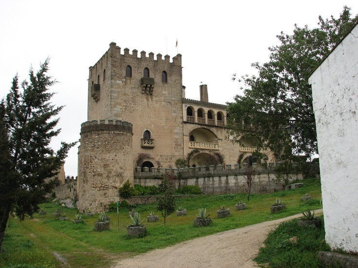 Castillo de Piedrabuena.