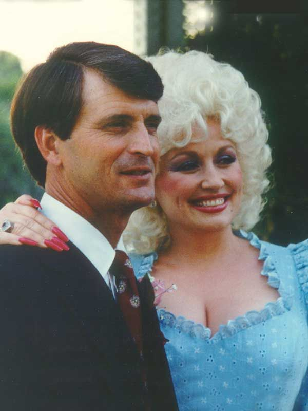Happy Anniversary! A Look Back at Dolly Parton's 50-Year Marriage