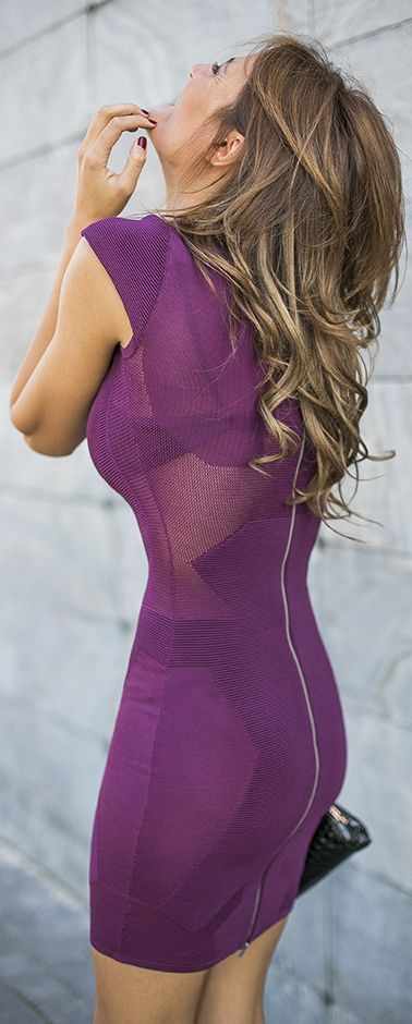 #Bandage #Dress by Guiadeestilo
