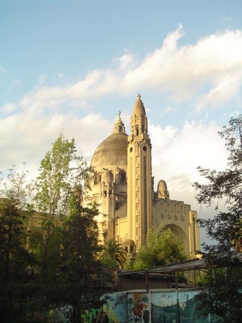 Basilica de Lourdes, Santiago, Chile