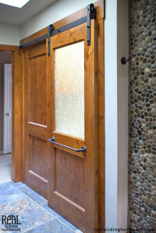2470 best images about barn door on pinterest for Barnwood pocket door