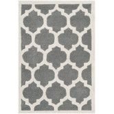 Found it at Wayfair - Chatham Dark Grey & Ivory Moroccan Area Rug