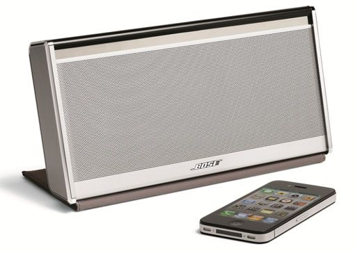 Bose Wireless Speaker:: My family owns one and it's freaking AMAZING! One of the best Bose products for sure...