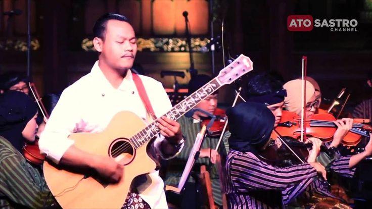 Keren! Duo Bajo duet gitar TANAH AIRKU & INDONESIA PUSAKA