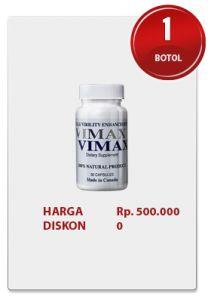 Harga Vimax Asli sangat murah bila di bandingkan dengan hasil yang di dapatkan, Vimax Asli murah dapat memperpanjang dan membesarkan penis dengan cepat.
