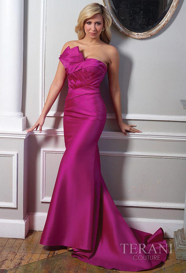 Mejores 69 imágenes de Gowns en Pinterest | Vestidos de noche, Alta ...
