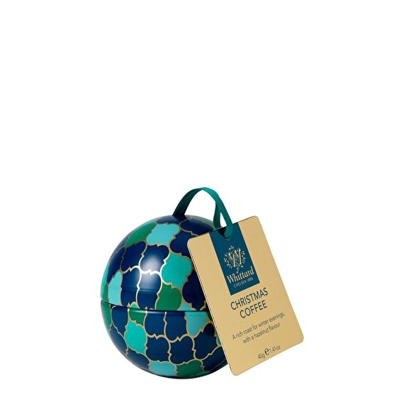 £6, Whittards, Christmas Coffee Bauble