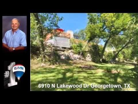 6910 N Lakewood Dr Georgetown, TX 78633 Water Front