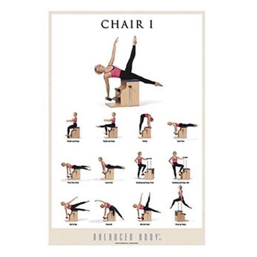 Malibu Pilates Pro Exercise Chair: Balanced Body Chair I Exercise Poster