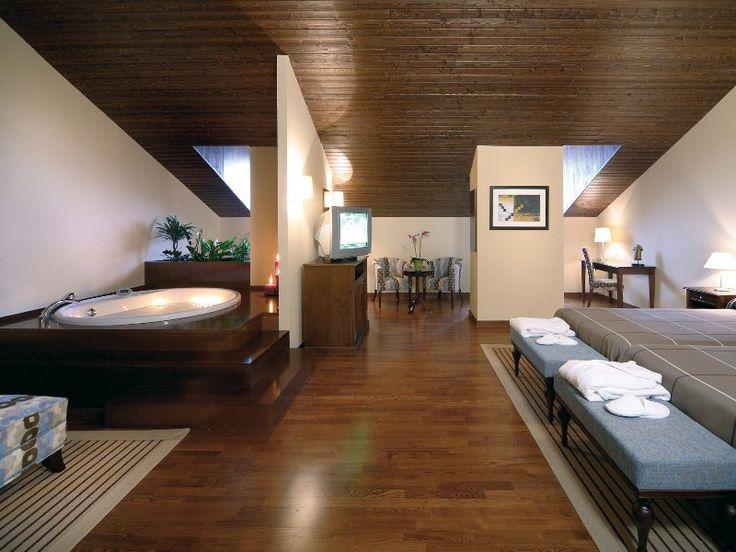 barcel jaca golf u spa huesca habitacin suite