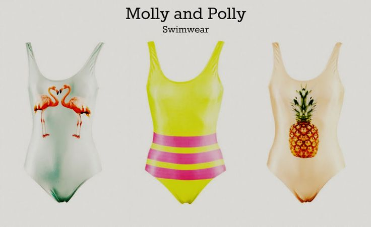 Chamomile and Peppermint Blog - Molly and Polly Swimwear 2014  Shop Local! Gorgeous Australian designer swimwear