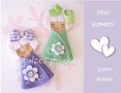 dulces pilukas: Colección Sweet Kawaii