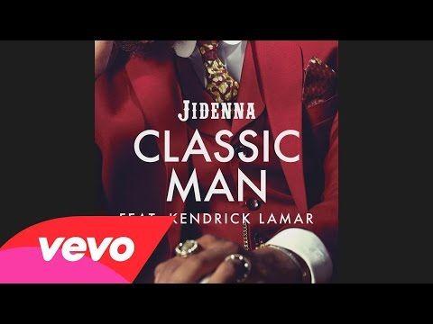 Jidenna – Classic Man (Remix) (Audio) ft. Kendrick Lamar | dj k-sharp