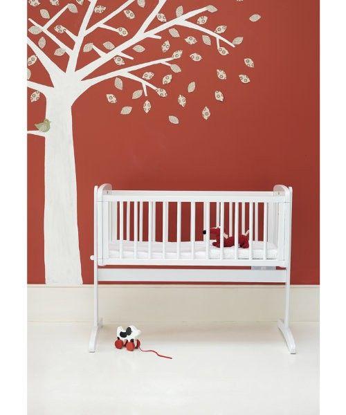 Mothercare Cuna balancín blanca - Cunas y moisés - Cuarto del bebé - Mothercare