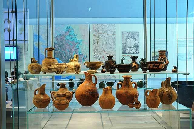 Archaeological Museum in Ioannina