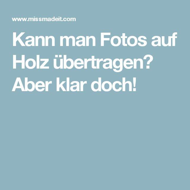 Image Result For Foto Holz Uebertragen Methode Anleitung