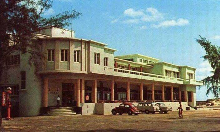 Restaurante Costa do Sol, Lourenço Marques, Moçambique, 1960