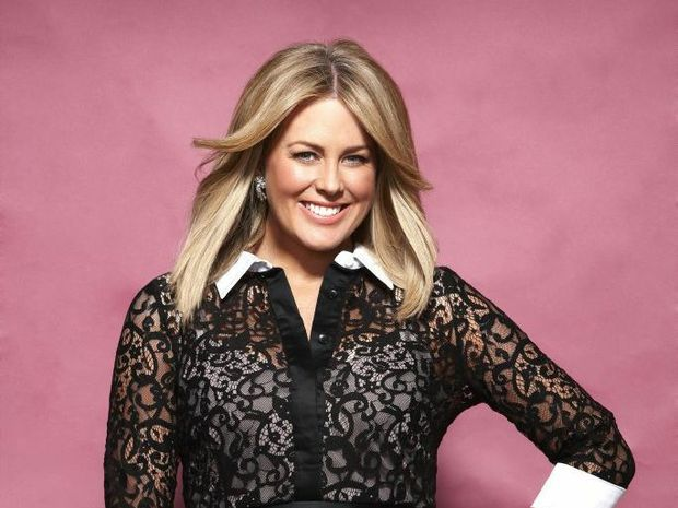 Samantha Armytage in Montique for Bringing Sexy Back #style #montique #bringingsexyback #fashion