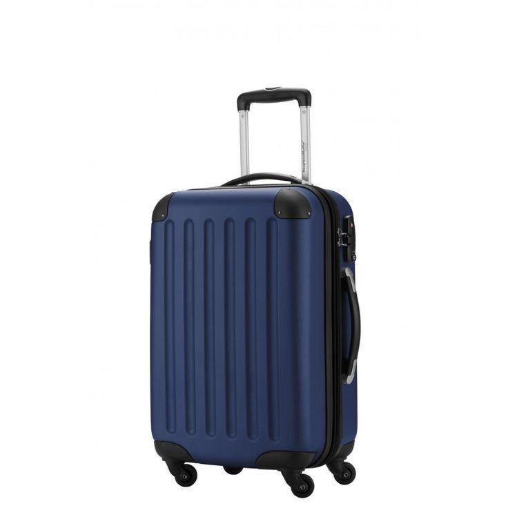 Spree - Handgepäck Koffer Hartschale Dunkelblau matt, TSA, 55 cm, 49 Liter - Blaue #Reisetrolleys von #Hauptstadtkoffer.  #Hartschalenkoffer #Handgepäck #Cabinsize #Boardtrolley #blau #Rollkoffer #Trolley #Koffer #Travel #Luggage #Reisen #Urlaub #blue #bleu => mehr blaue #Reisekoffer: https://hauptstadtkoffer.de/de/reisegepack/alle-produkte