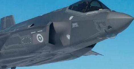 RAAF: F-35/A Lightning II