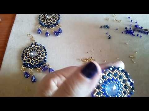 Tutorial Ciondolo Gitano (42) - YouTube