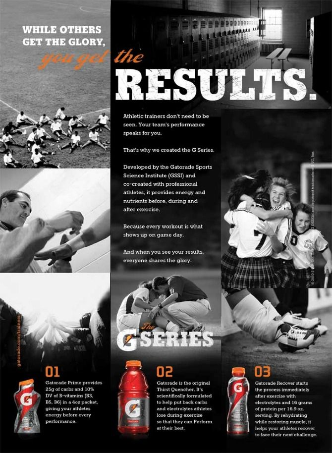 See How Gatorade Is Ending Its 50th Anniversary Campaign