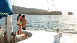 Sail Into the Sunset - Toast to love aboard the 57-foot Island Star luxury sailboat. Winners customize a decadent picnic basket to be enjoyed at sea and relax as round-trip sedan transportation to and from the resort is provided.