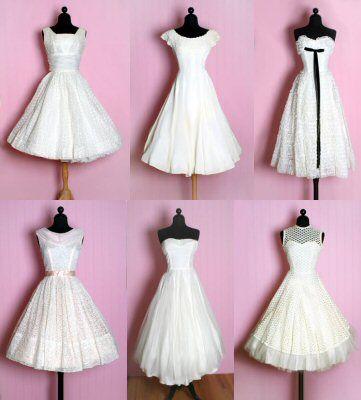 Cute vintage dresses