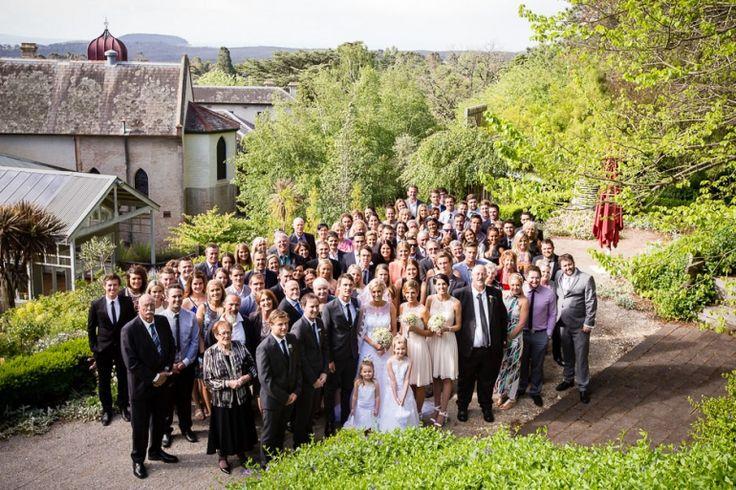 Lauren + Brendon | The Convent Gallery, Daylesford Wedding