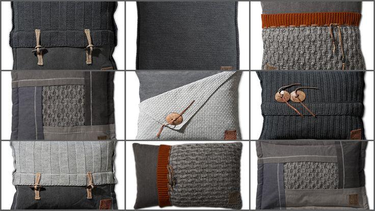 Nu heel veel kussens van Knit Factory met 30% korting. Bestel snel jouw favoriete kussens op www.shop4kussens.nl want OP=OP!