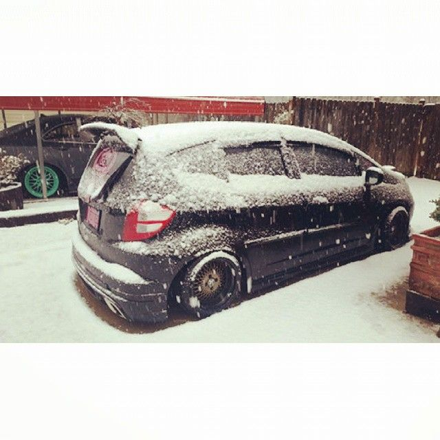 17 best images about honda fit on pinterest shops for Honda fit in snow