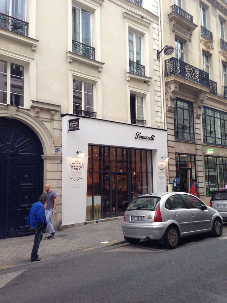 Restaurant in Paris