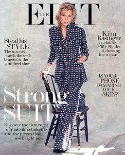Cover Story   Oscar-winning actress Kim Basinger discusses dating and 50 Shades Darker   Magazine   NET-A-PORTER.COM