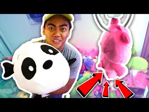 How To Hack Arcade Claw Machines | 100% WIN RATE | Arcade Hackers - YouTube