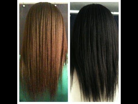 Natural Hair Dye Henna Black