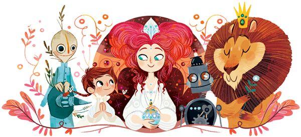 'O Mágico de Oz' sob o olhar da ilustradora colombiana Lorena Alvarez   Quem Inova