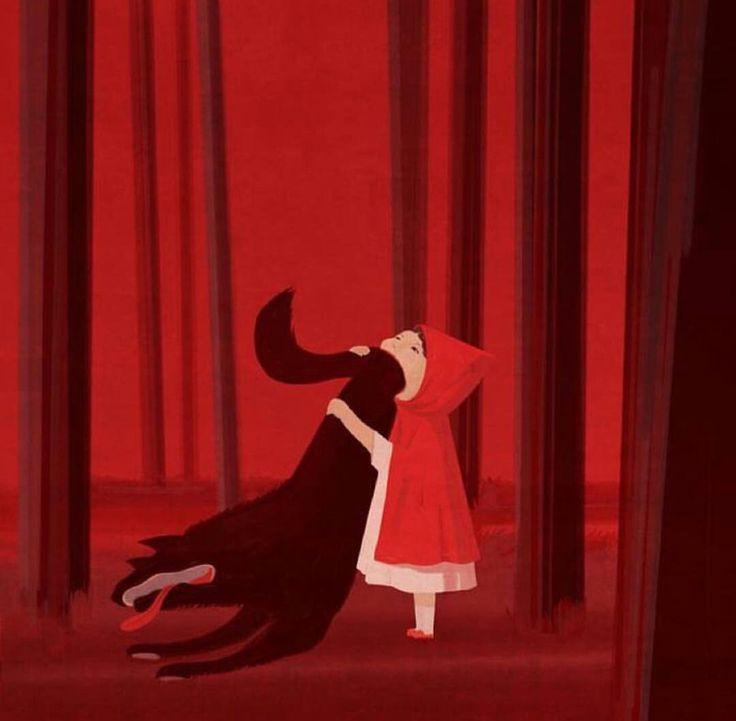 Cappuccetto rosso....