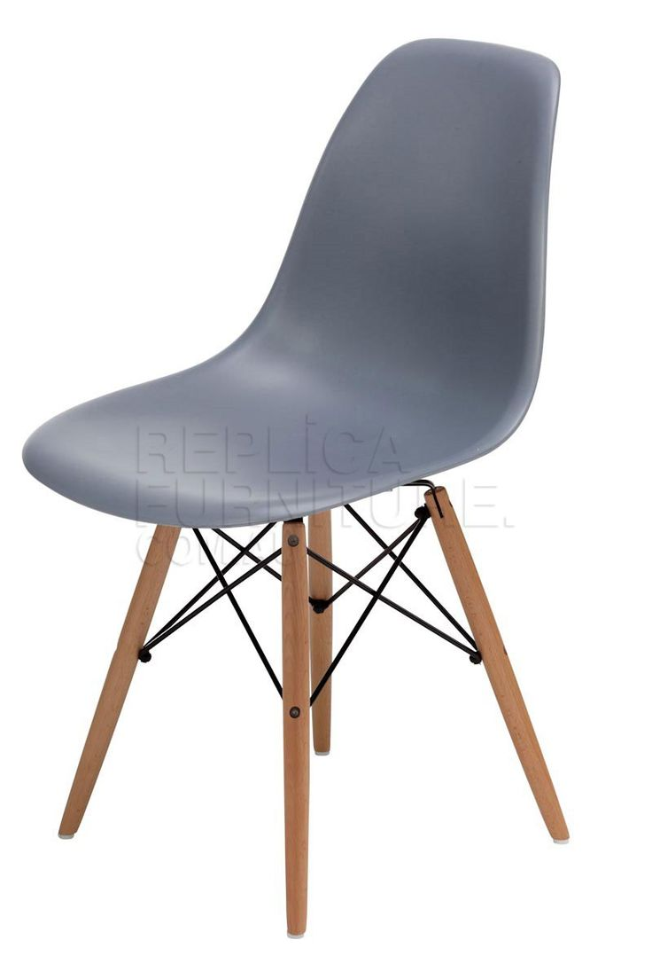 Replica Charles Eames Dining Chair Wood Legs
