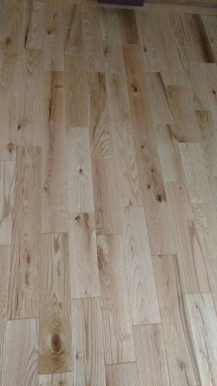 Maine Traditions Hardwood Flooring Red Oak Rustic Grade