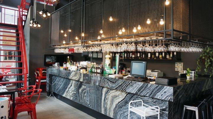 For bistro bar restaurant by mada bangkok thailand
