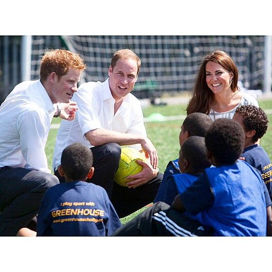 Young People - Helping children and young people to build their skills, confidence and aspirations. For young people, the Foundation started Coach Core, the Full Effect project, Outdoor Residential Trips for Young People, improving Secondary School Education in Uganda, and Queen Elizabeth II Fields Challenge. #katemiddleton #duchessofcambridge #princewilliam #dukeofcambridge #princeharry #love