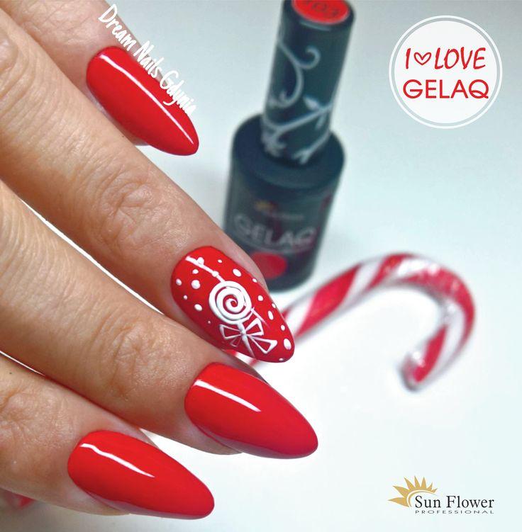 Christmas nails . Nails art