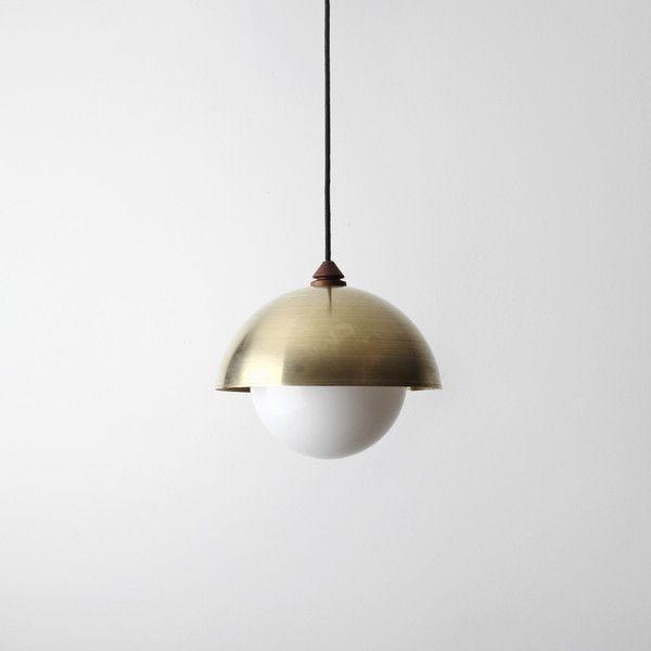 1000 ideas about brass pendant on pinterest brass. Black Bedroom Furniture Sets. Home Design Ideas