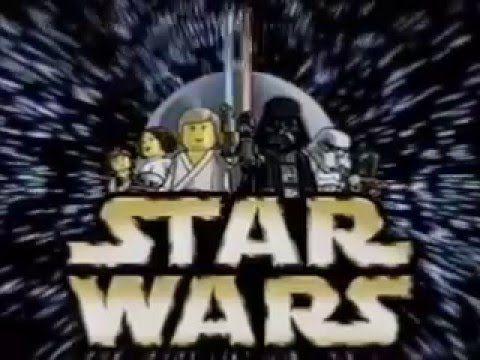 Lego Ad- Star Wars (1999) - YouTube