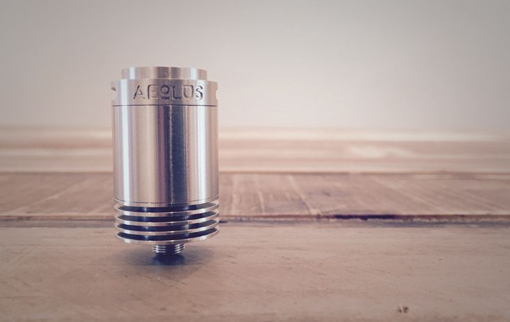 The Aeolus is the current grand daddy of the top airflow control RDAs, and with good reason. A clean design, perfect Airflow Restriction, and Great Flavour make it an RDA worth checking out, and until now your only option was the Authentic.