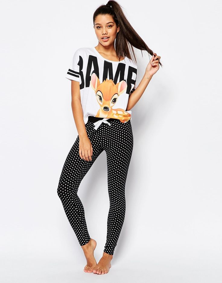 Lounge All Weekend in the Cutest Disney Pajamas